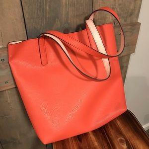 Handbags - Coral tote